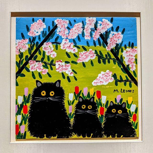 Maud's kitties