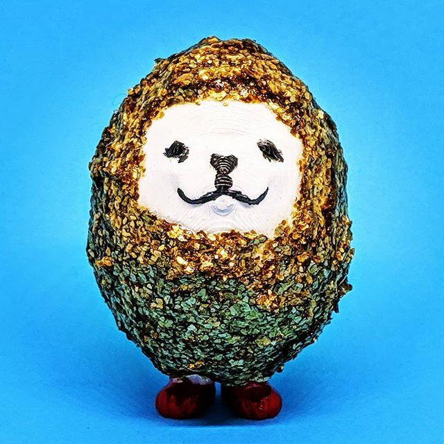 disco eggdog